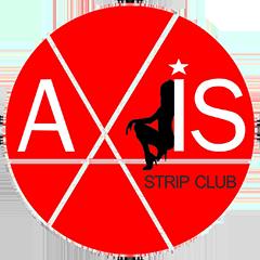 Логотип - Axis, стрип клуб в Одессе